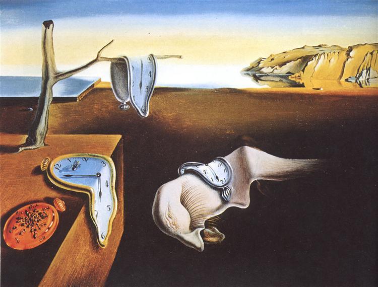 Sanatçı: Salvador Dali / La persistencia de la memoria / Museum of Modern Art (MoMA), New York City, NY, US. / Wikiart.org
