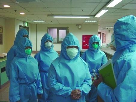 Çalışanları Zararlı Madde Solumaya Karşı Koruyucu Donanım Kullanmaya Teşvik
