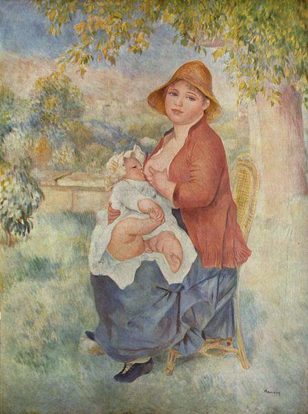 Sanatçı: Pierre-Auguste Renoir / Museum of Fine Arts / St. Petersburg, Florida)