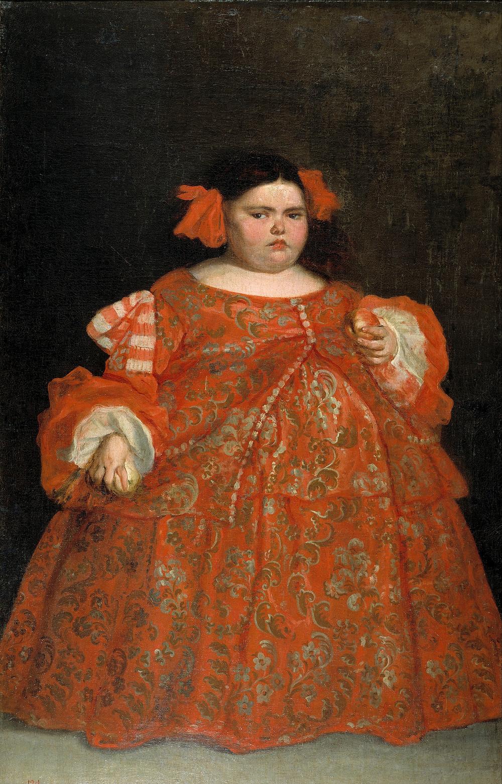 Eugenia Martínez Vallejo / Museo Nacional del Prado. Sanatçı: Juan Carreño de Miranda / Wikimedia Commons