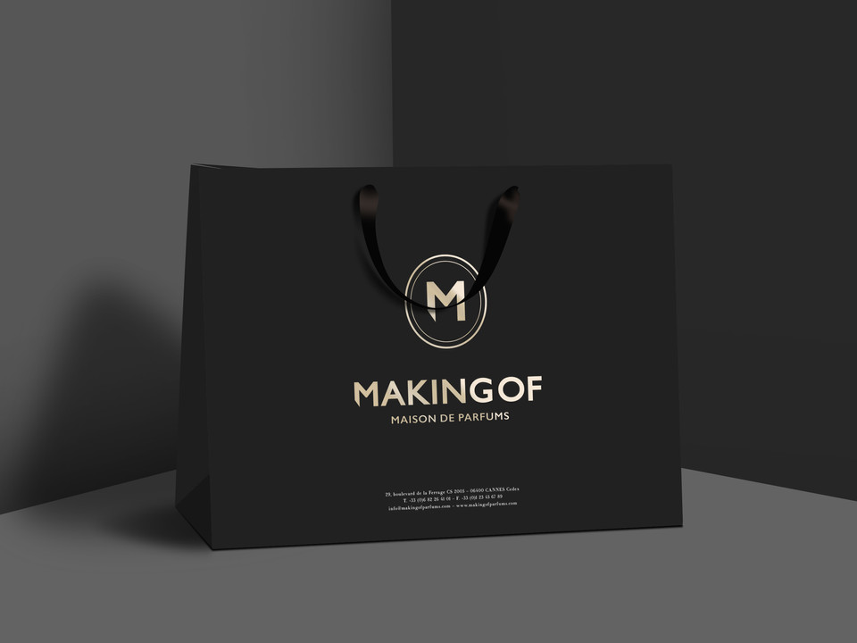 01_3D (face) Free Shopping Bag Mock-up -