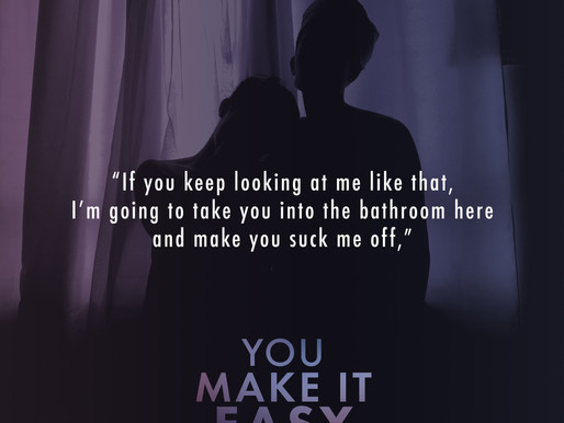 You Make It Easy 1st Teaser