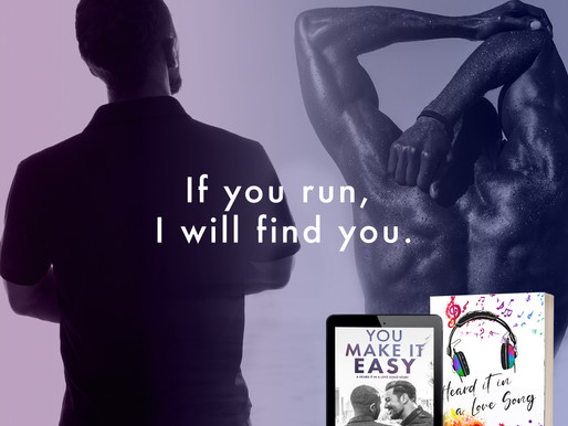 You Make It Easy Teaser Tuesday