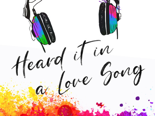 HEARD IT IN A LOVE SONG COVER REVEAL