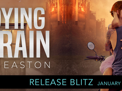 Release Blitz: Dying for Rain by BB Easton