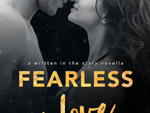 FEARLESS TO LOVE COVER REVEAL