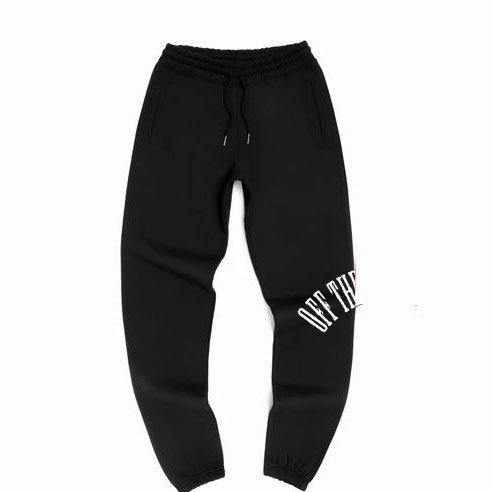 BLACK ARCH PANTS