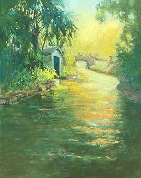 Canal Haze_pastel_16x12.JPG
