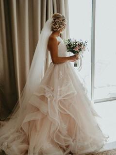 Elizabeth Kate Bridal Babe Hannah