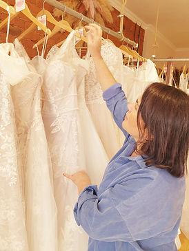 Wedding Dresses at Elizabeth Kte Bridal Crowle North Lincolnshire