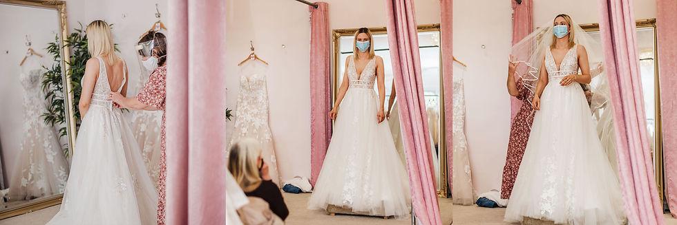 Wedding dresses and Bride as Elizabeth Kate Bridal Crowle Scunthorpe