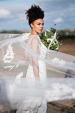 Bridal Capes and Veils