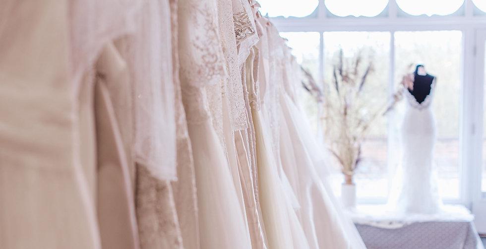 WEDDING DRESSES AT ELIZABETH KATE BRIDAL CROWLE SCUNTHORPE