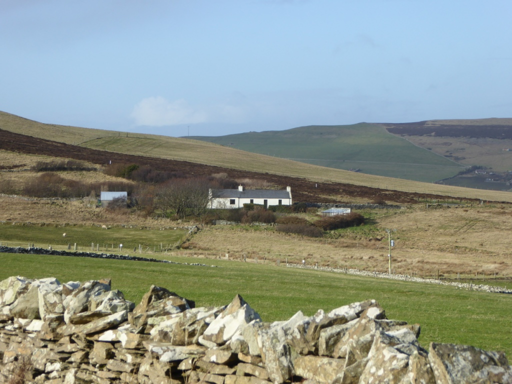 Cuween Hill and Cottage 2