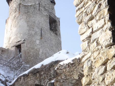 Ein Winterwanderburgmärchen....