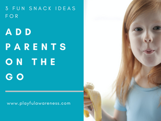 3 Fun, Fab Breakfast Recipes for ADD Parents On The Go