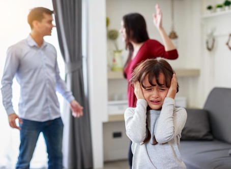 Kids Love Both Parents.  4 Tips to Stop Playing Tug-of-War With Their Hearts