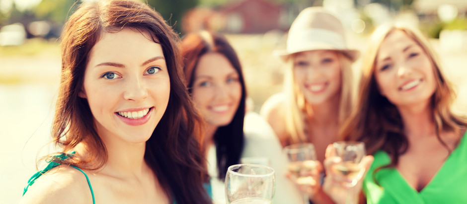 """5 Tips for Creating a """"Champagne-Filled Joyful Life"""""""
