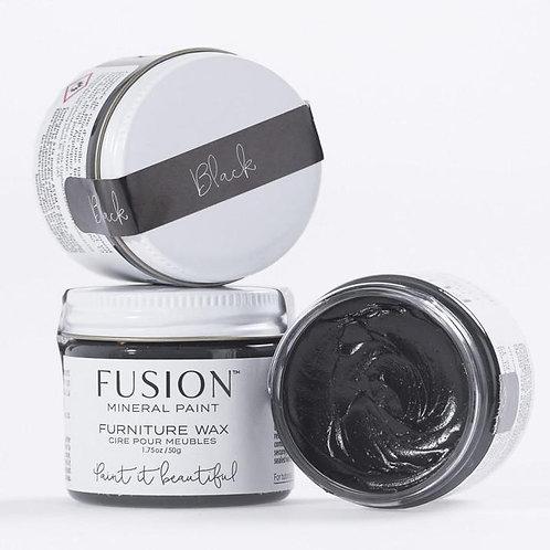 Fusion Furniture Wax Black 50g