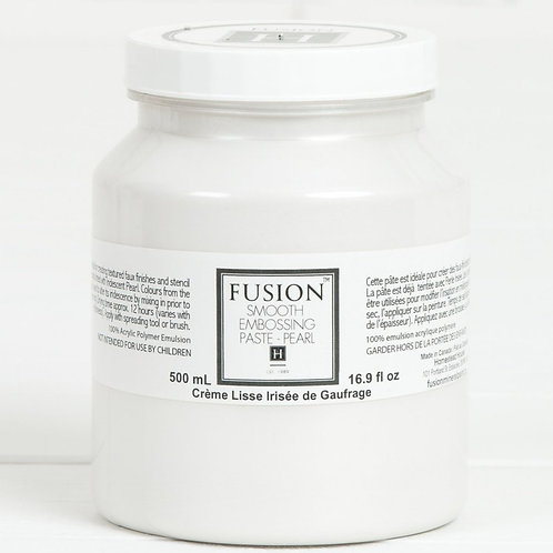 Fusion™ Smooth Embossing Paste