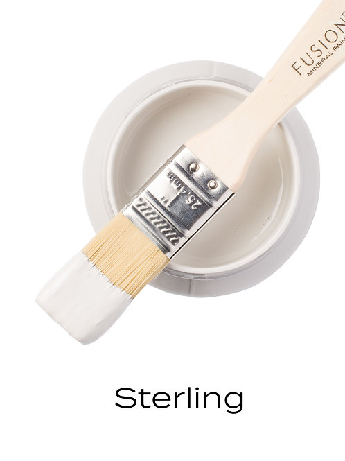 Fusion Mineral Paint™ Sterling