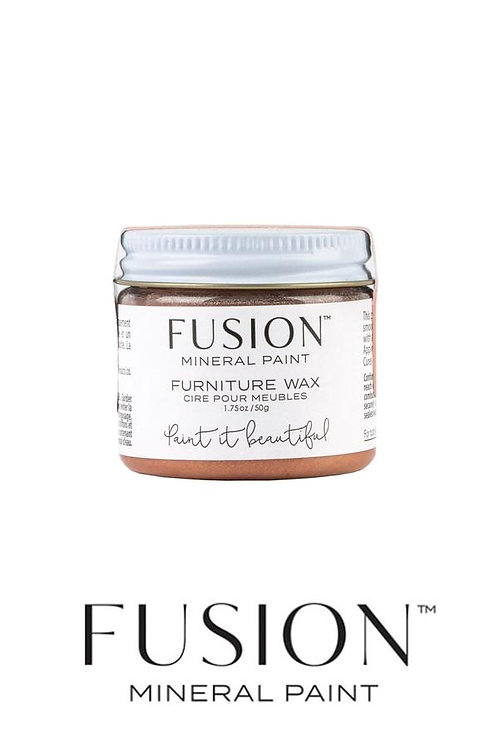 Fusion Mineral Paint Wax Rose Gold 50g