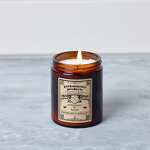 Parkminster Apothecary Jar Candle (180ml)