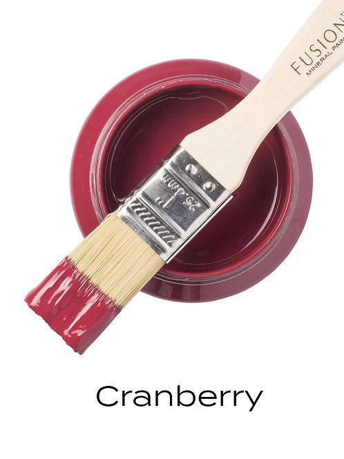 Fusion Mineral Paint™ Cranberry