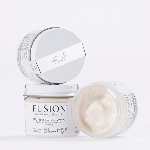 Fusion Pearl Furniture Wax 50g