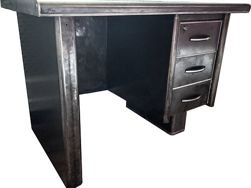 French Metal Desk