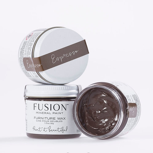 Fusion Furniture Wax Expresso 50g