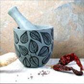 Soapstone Pestle & Mortar