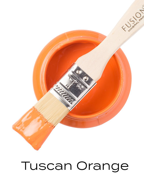 Fusion Mineral Paint™ Tuscan Orange