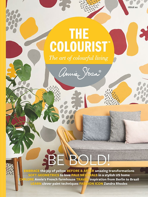 Annie Sloan: The Colourist Issue 2