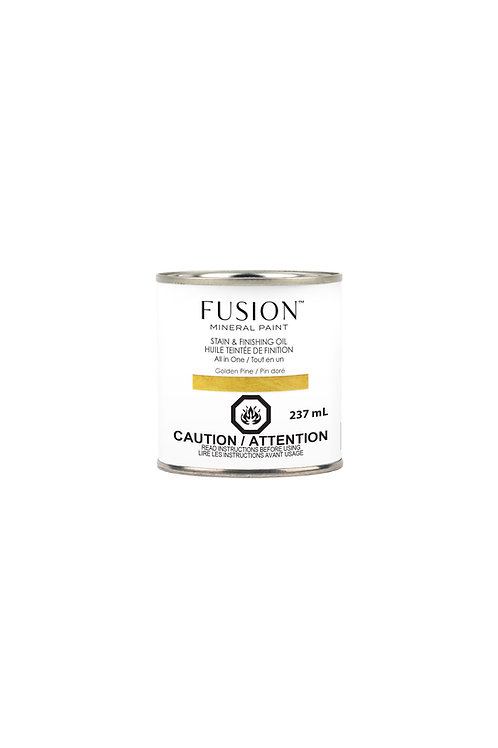 Fusion Stain &Finishing Oil Golden Pine