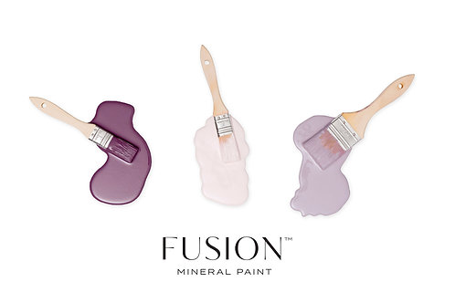 """Fusion Mineral Paint Chip Brushes 1"""""""
