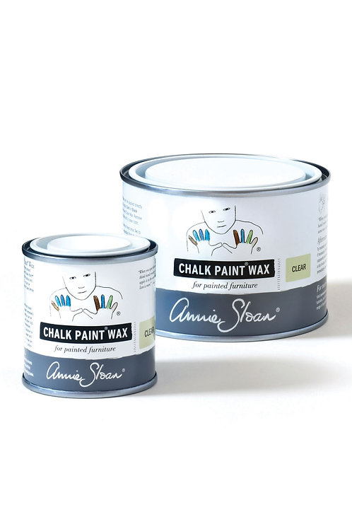 Annie Sloan Clear Chalk Paint® Wax