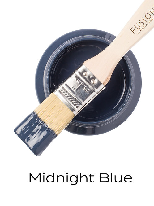 Fusion Mineral Paint™ Midnight Blue