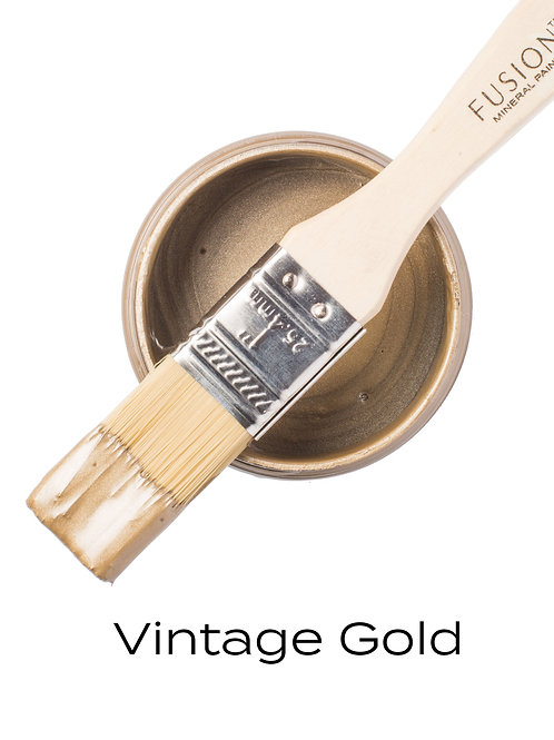 Fusion Mineral Paint™ Vintage Gold