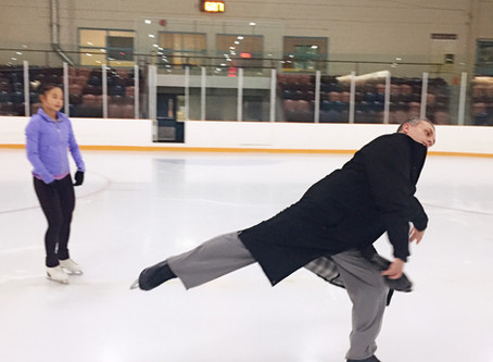 World-Renowned Choreographer, David Wilson: Magic On Ice