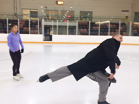 World-Renowned Choreographer, David Wilson: Magic On Ice