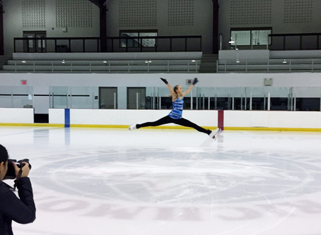 Inside Figure Skater Fitness