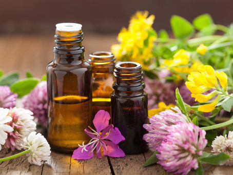 Essential Oils for Performance Enhancement