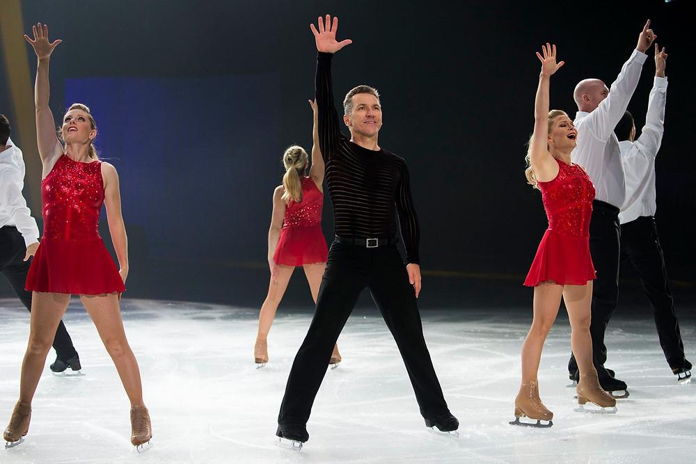 CNE ice show