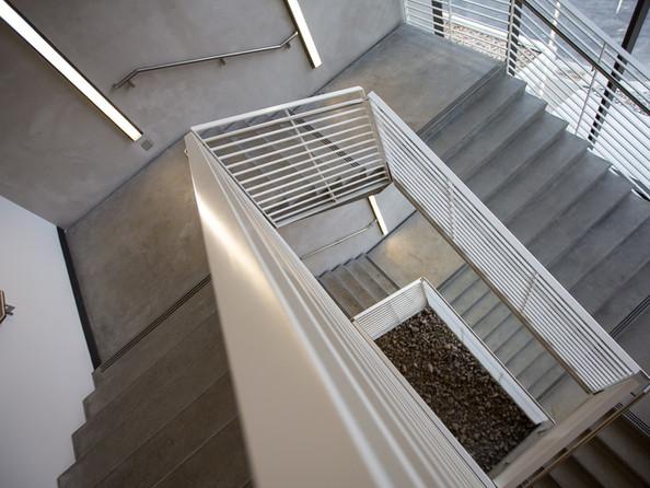 Portieken en trappenhuizen