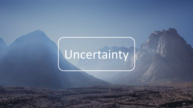 Thoughts on Uncrtainty