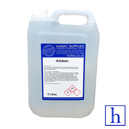 5L - ALI CLEAN ALLOYS 5 LITRE - ALUMINIUM CLEANER - OLS