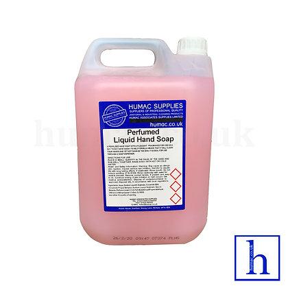 Perfumed Pearlised Hand Soap (5L)- OLS