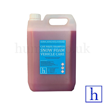 5L - BUBBLEGUM HI FOAM SNOW FOAM SHAMPOO Drum Car Wagon Truck Vehicle
