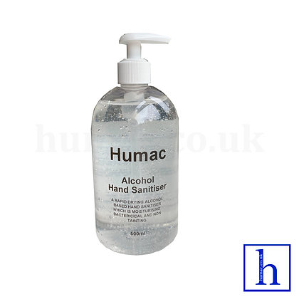 Alcohol Sanitiser Rubbing Hand Gel- 500ML